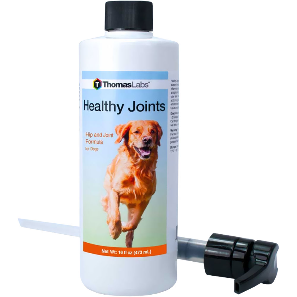 Thomas Labs Healthy Joints K-9 (16 oz) im test