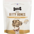 Three Dog Bakery Itty Bitty Bones Peanut Butter (2 lb)