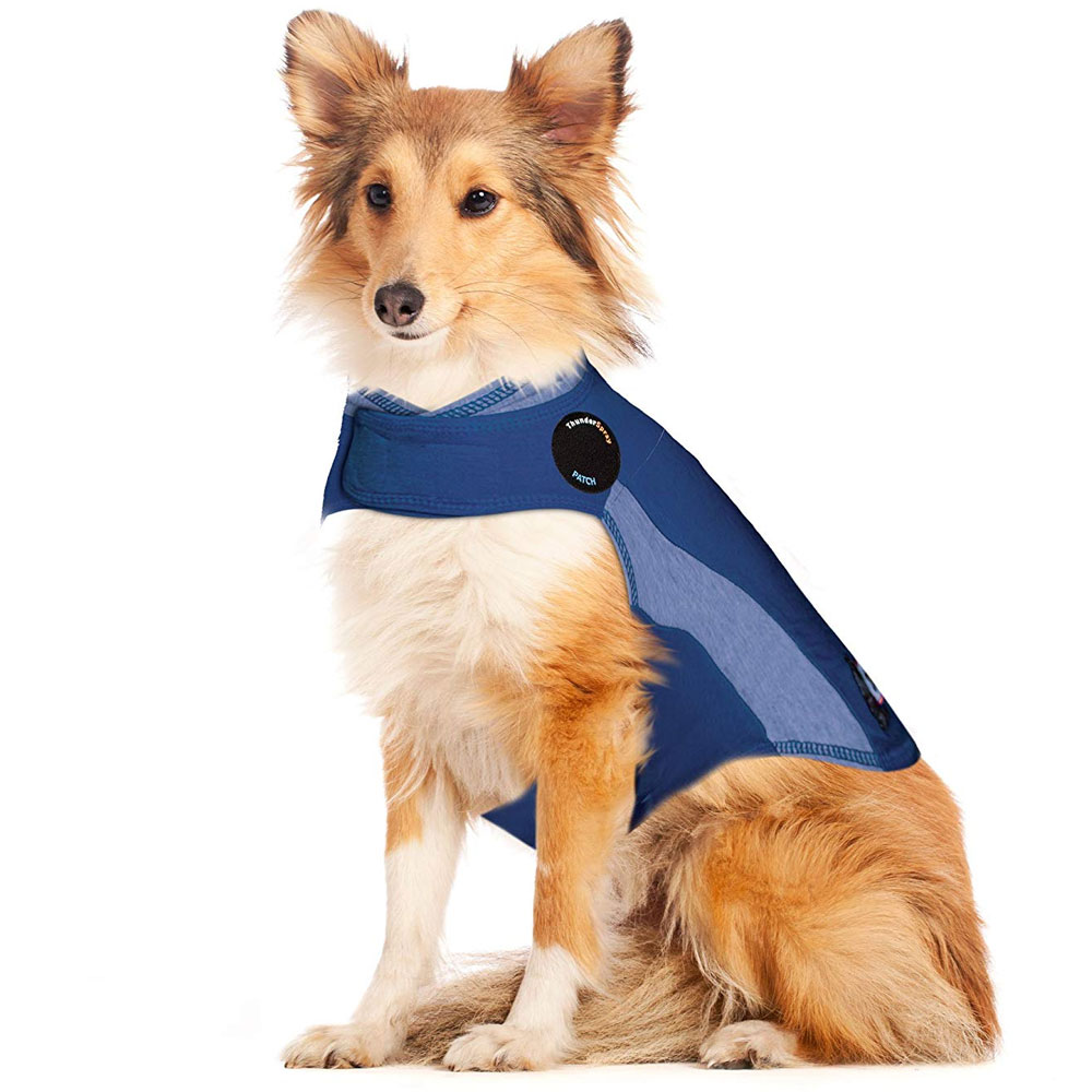 ThunderShirt Dog Anxiety Solution - Blue Polo (LARGE) im test