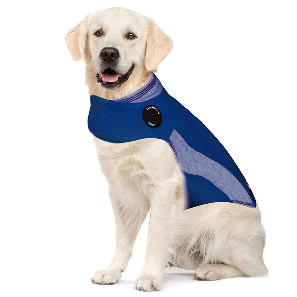 ThunderShirt Dog Anxiety Solution - Blue Polo (XLARGE) im test