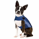 ThunderShirt Dog Anxiety Solution - Blue Polo (XSMALL)