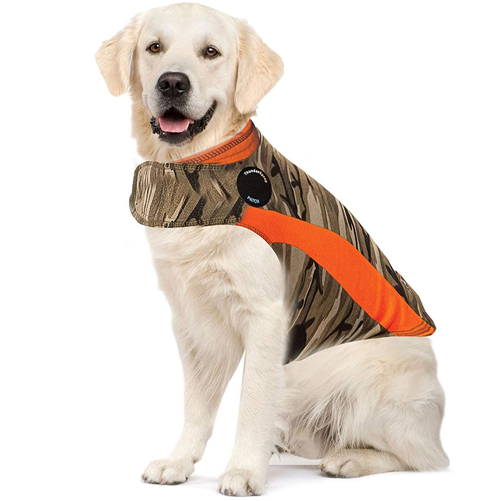 ThunderShirt Dog Anxiety Solution - Camo Polo (XLARGE) im test