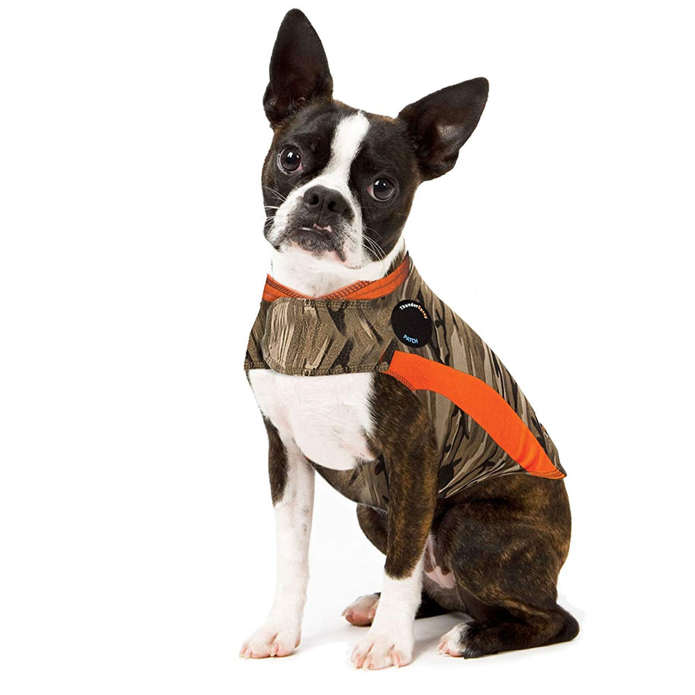 ThunderShirt Dog Anxiety Solution - Camo Polo (XSMALL) im test