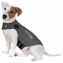 ThunderShirt Dog Anxiety Solution - Heather Gray (SMALL)