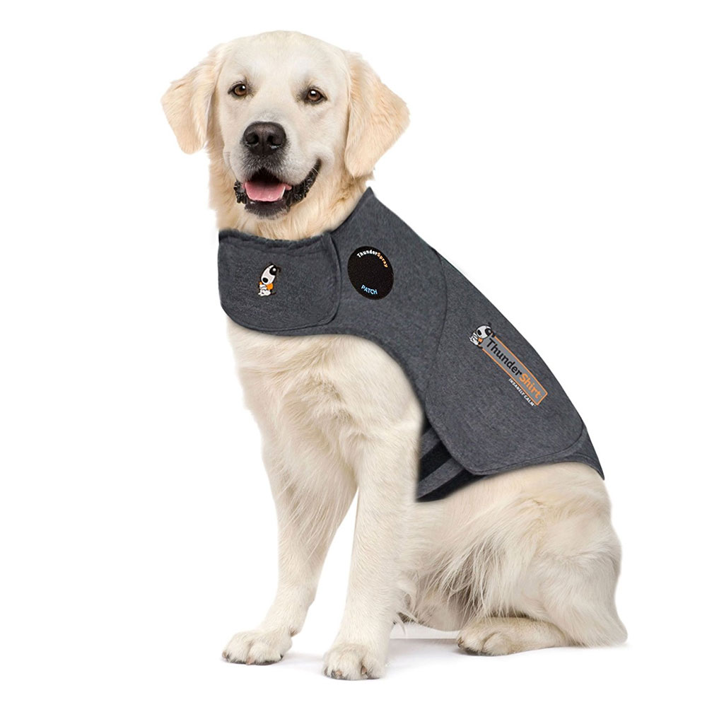 ThunderShirt Dog Anxiety Solution - Heather Gray (XLARGE) im test