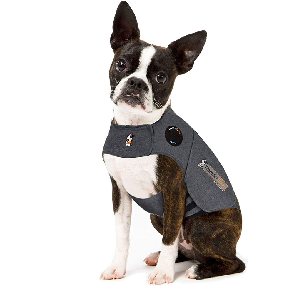 ThunderShirt Dog Anxiety Solution - Heather Gray (XSMALL) im test