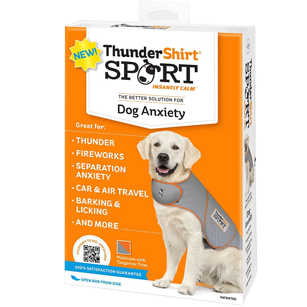 ThunderShirt Dog Anxiety Solution - Sport (LARGE) im test