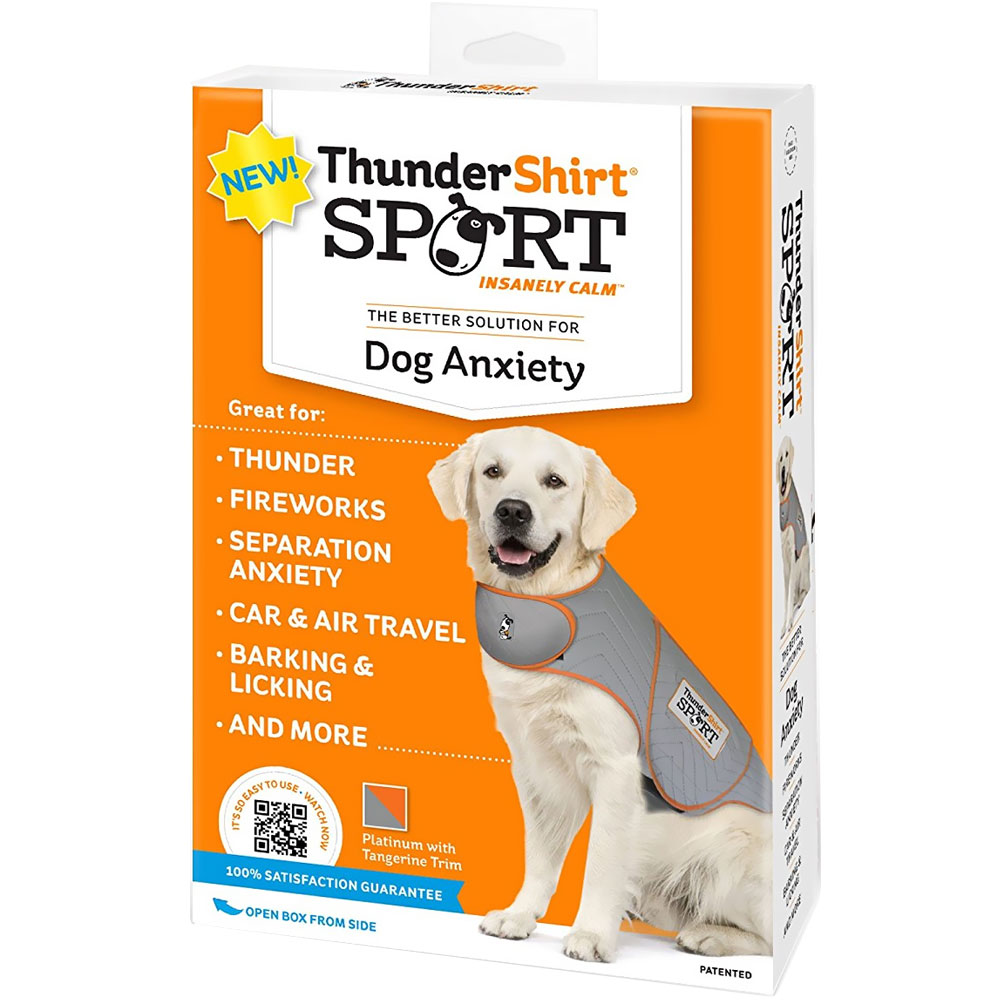 ThunderShirt Dog Anxiety Solution - Sport (MEDIUM) im test