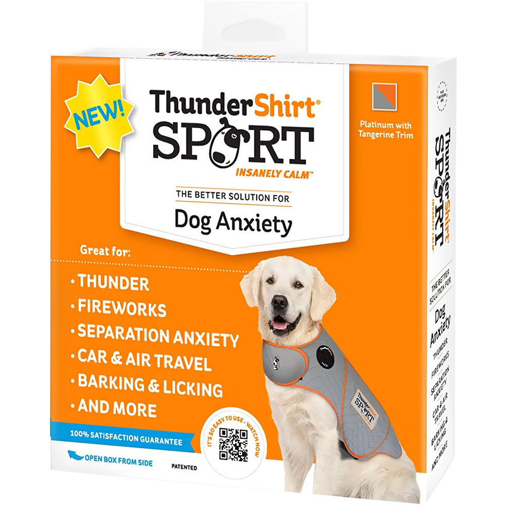 ThunderShirt Dog Anxiety Solution - Sport (XSMALL) im test