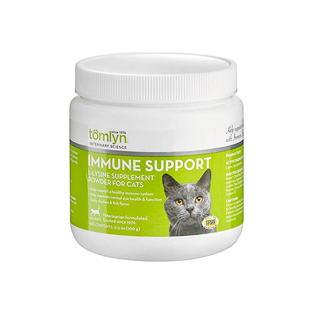 Tomlyn Immune Support L-Lysine Supplement Powder for Cats (3.5 oz) im test