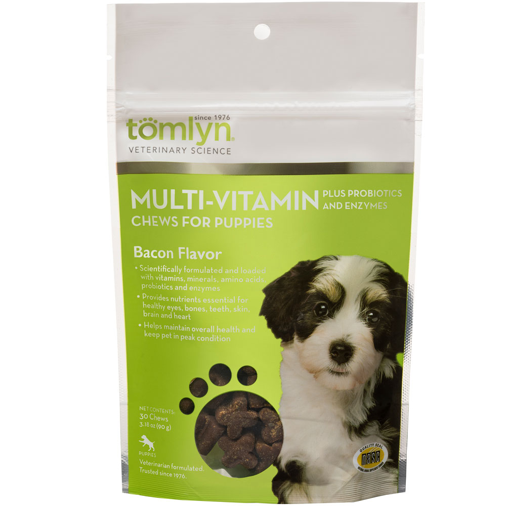 TOMLYN-MULTI-VITAMIN-CHEWS-PUPPIES-30-COUNT