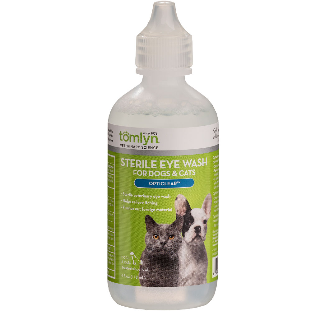 Tomlyn Opticlear for Dogs & Cats (4 oz) im test