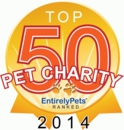 Top 50 Pet Charities of 2019