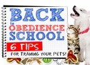 Top Tips for Training Your Pet