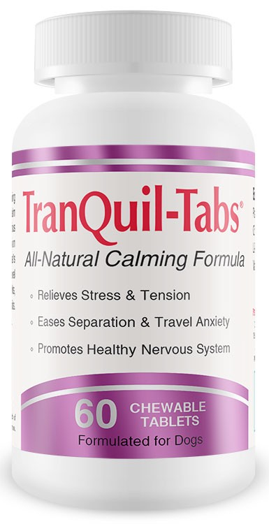 TranQuil-Chews® and TranQuil-Tabs® Calming Treats