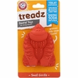 Treadz Dental Toy for Dogs - Gorilla (Small)