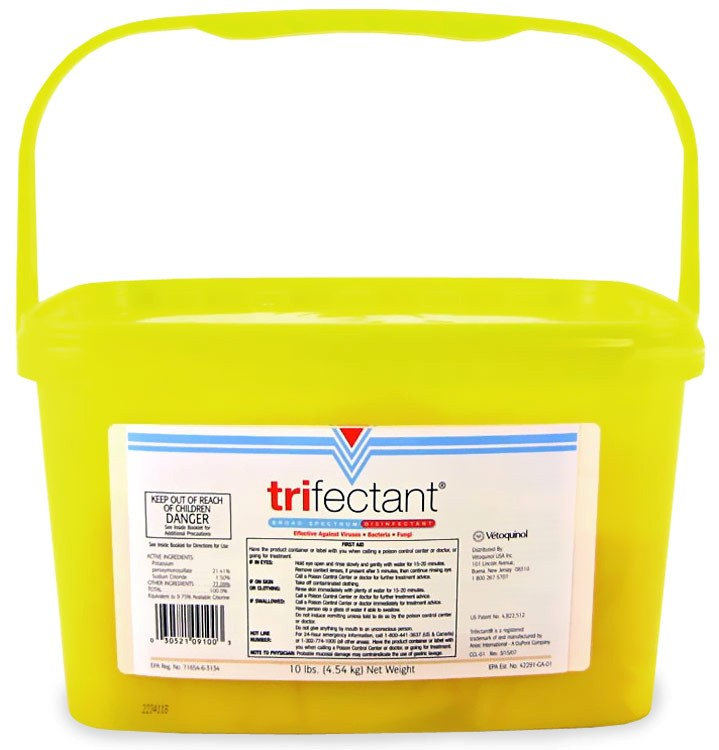 Trifectant Broad Spectrum Disinfectant