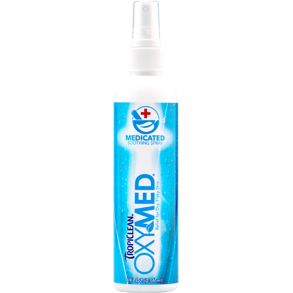 Tropiclean OxyMed Medicated Soothing Spray (8 oz) im test