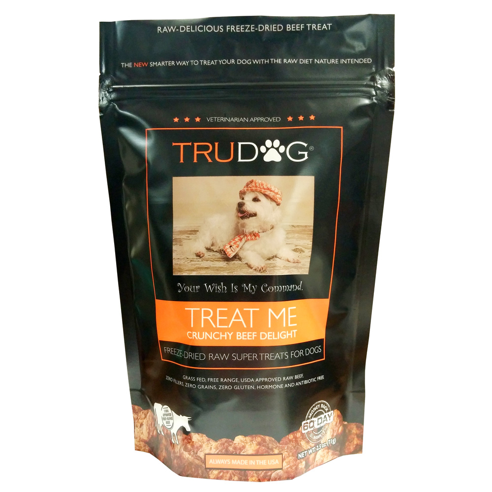 TRUDOG-TREAT-ME