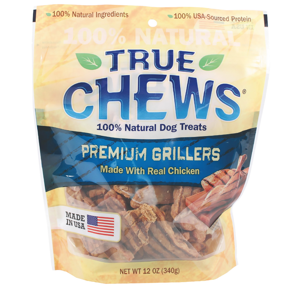 True Chews Premium Grillers - Chicken (12 oz) im test