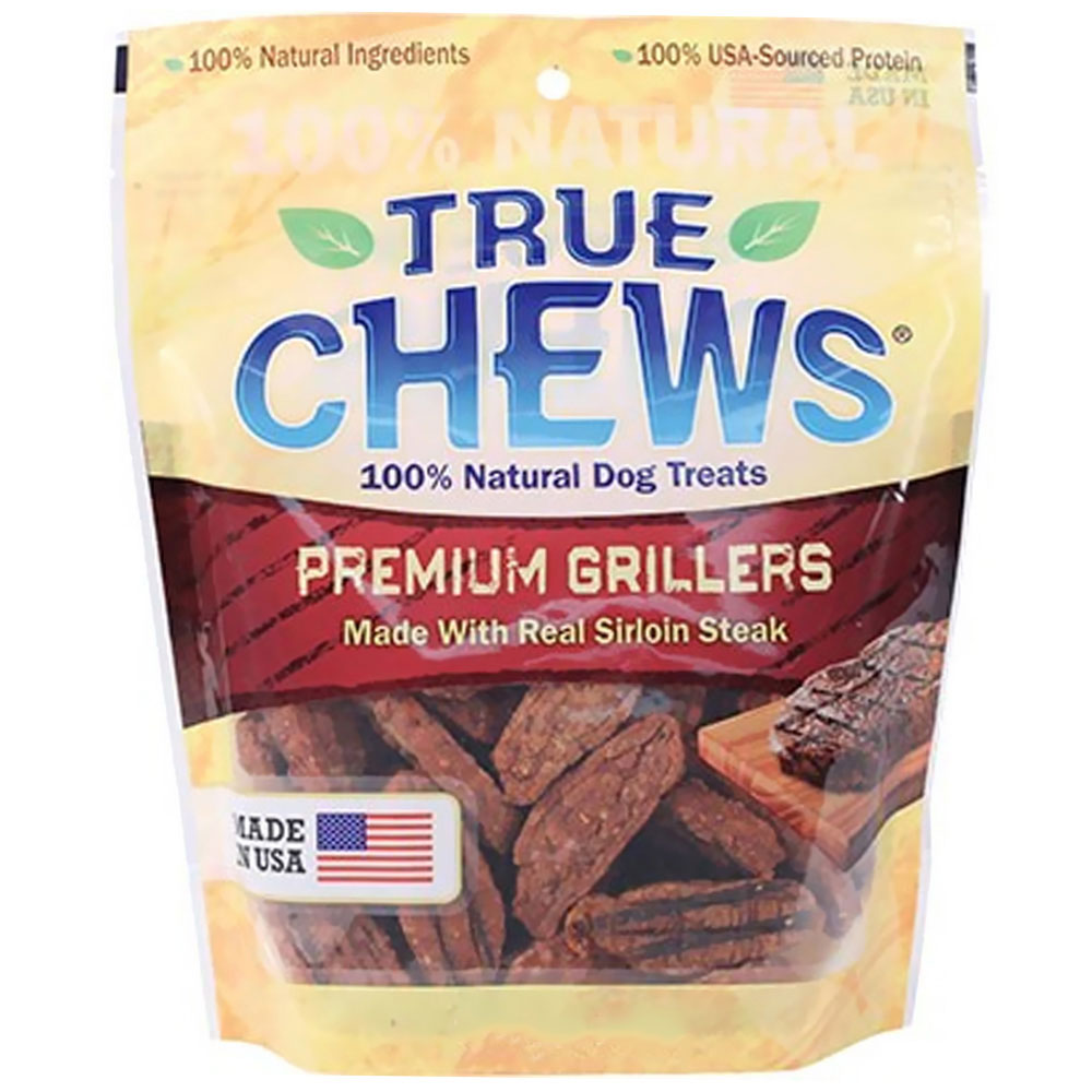 True Chews Premium Grillers - Sirloin Steak (10 oz) im test