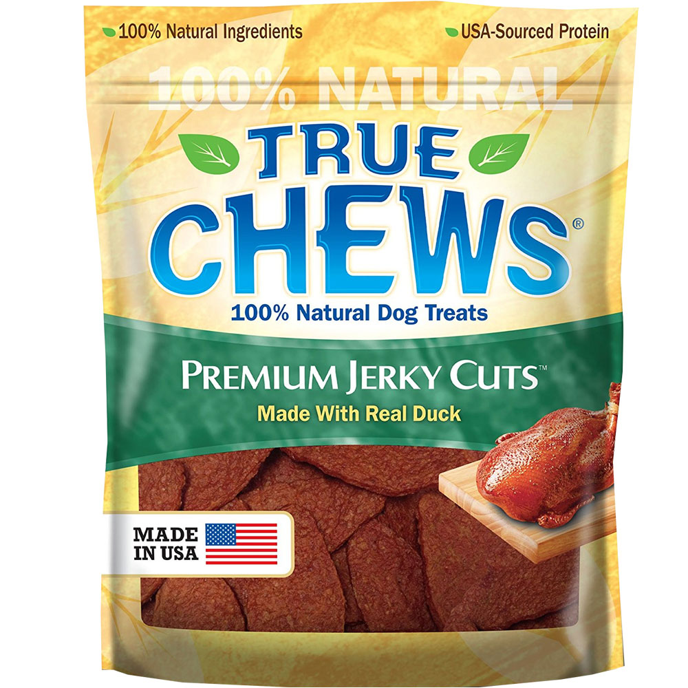 True Chews Premium Jerky Cuts - Duck Tenders (22 oz) im test