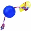 """Tuggo Ball - Water-Weighted Dog Toy - 10"""" (Assorted Colors)"""