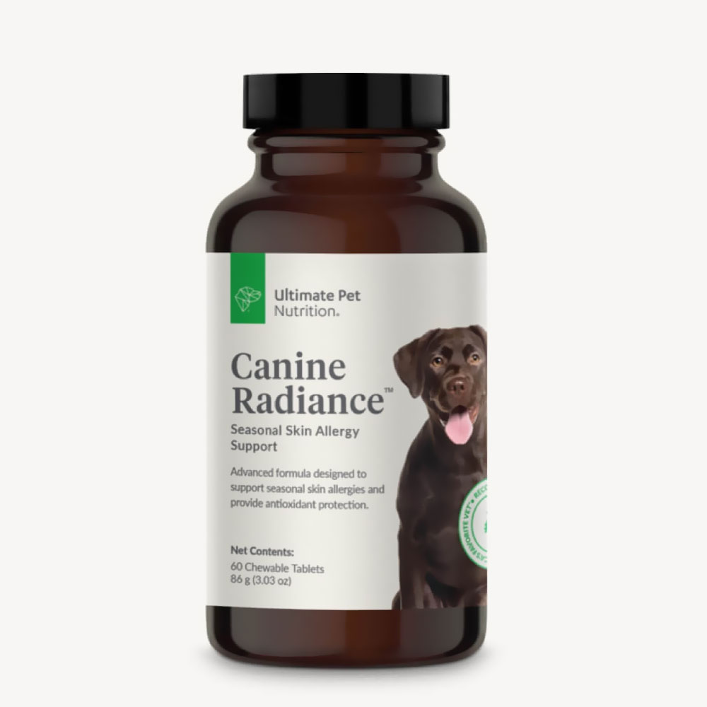 entirelypets.com - Ultimate Pet Nutrition Canine Radiance (60 chew tablets) 29.99 USD