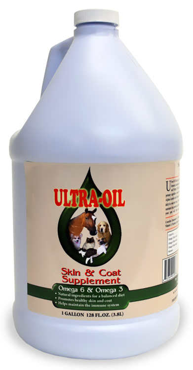 Ultra Oil Skin and Coat Supplement