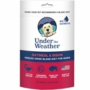 Under the Weather for Dogs - Oatmeal & Bison (6 oz)