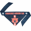 University of Auburn Dog Bandana - Tie On (Small)