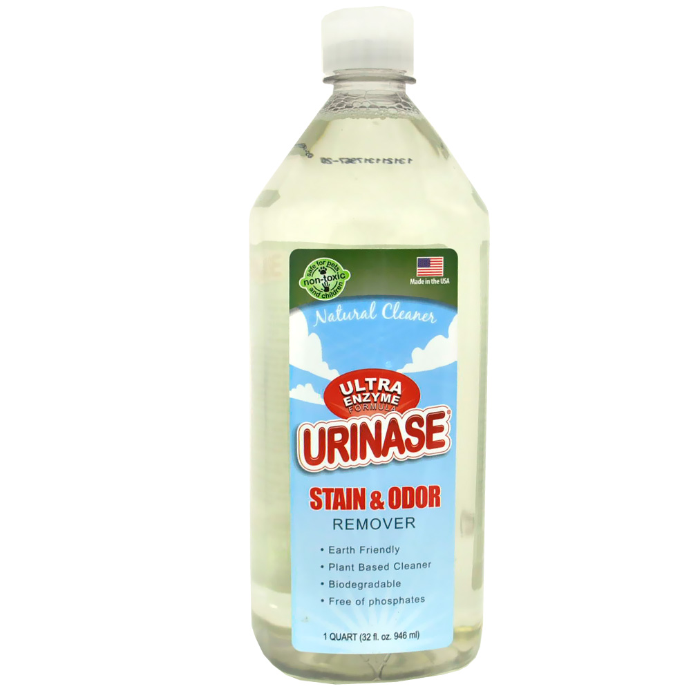 URINASE Stain & Odor Remover Ultra Enzyme (32 fl oz) im test