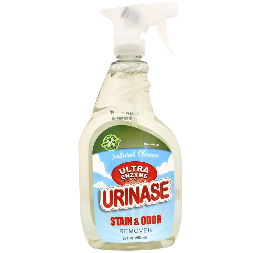 URINASE Stain & Odor Remover Ultra Enzyme Spray (22 fl oz) im test