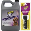 Urine Off Odor & Stain Remover FOR DOGS (GALLON) + UV Lamp