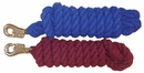 """Valhoma Lead Cotton 3/4"""" x 10' Rope w/ Bolt Snap"""