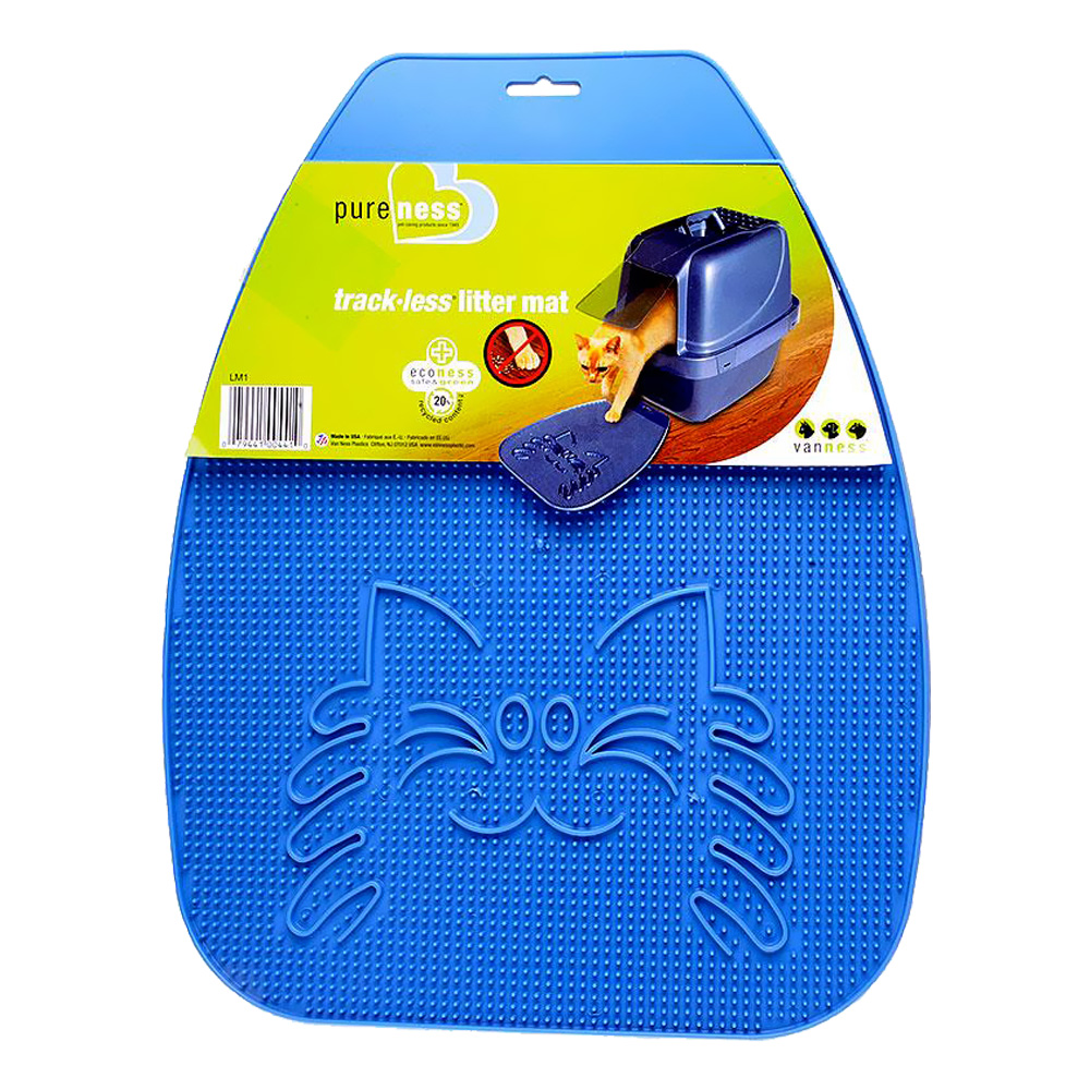 Van Ness Trackless Litter Mat im test