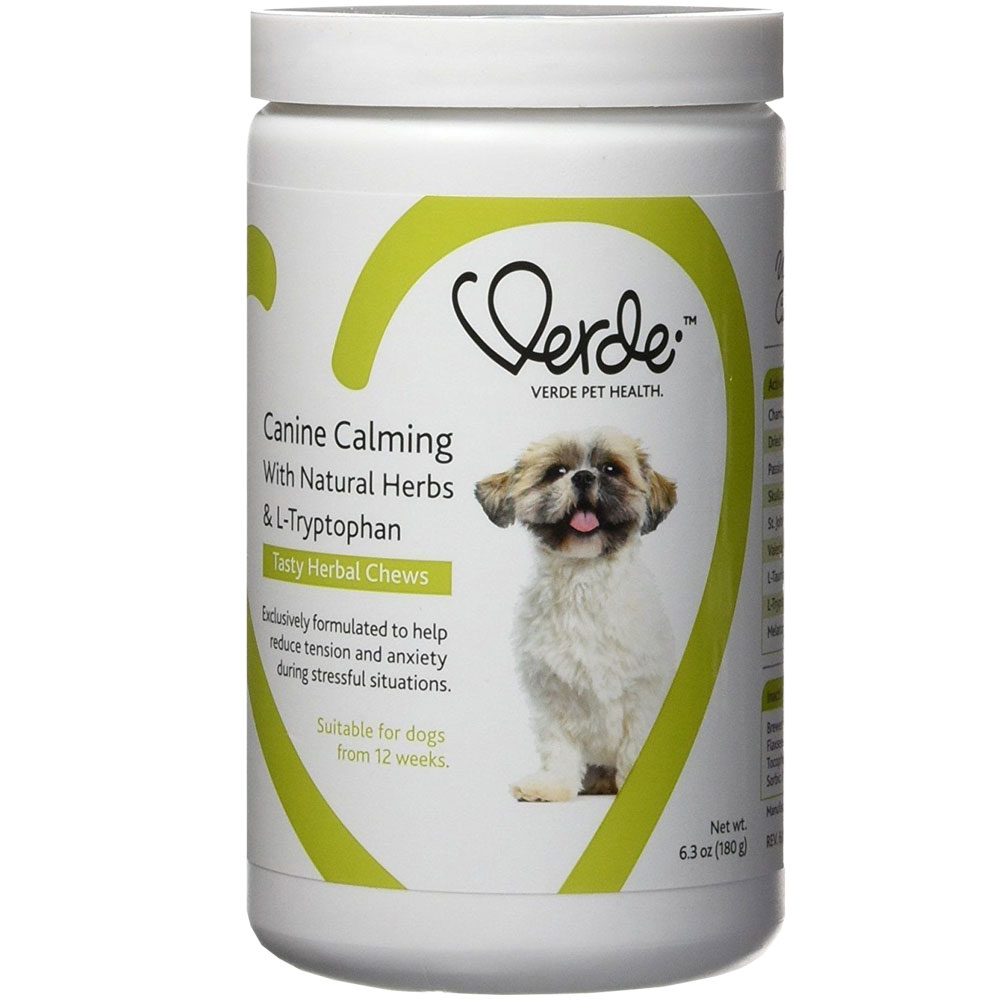 Verde Canine Calming with Natural Herbs (60 Herbal Chews) im test