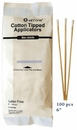 Vet One Cotton Tipped Applicators