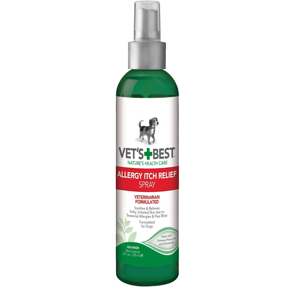 Vet's Best Allergy Itch Relief Spray (8 fl oz) im test