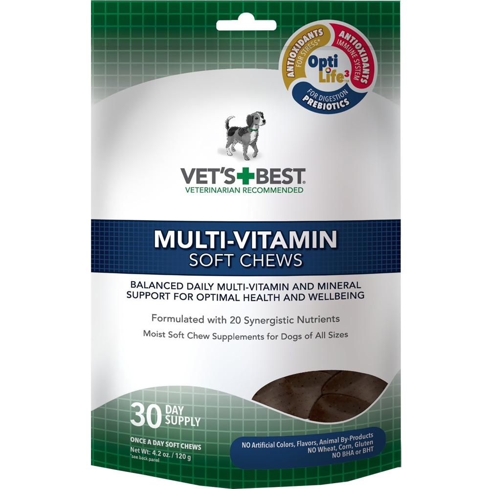 Vet's Best Multi-Vitamins Soft Chews (30 count) im test