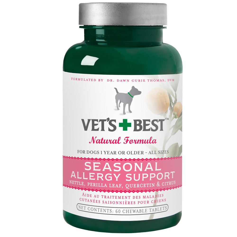 Vet's Best Seasonal Allergy Support (60 Tabs) im test