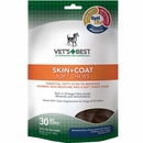Vet's Best Skin + Coat Soft Chews (30 count)
