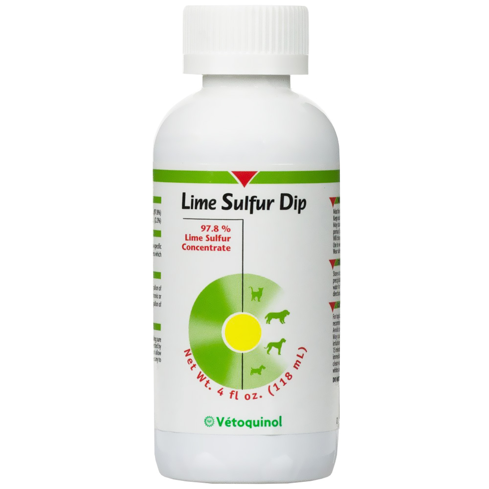 Vet Solutions Lime Sulfur Dip (4 oz) im test