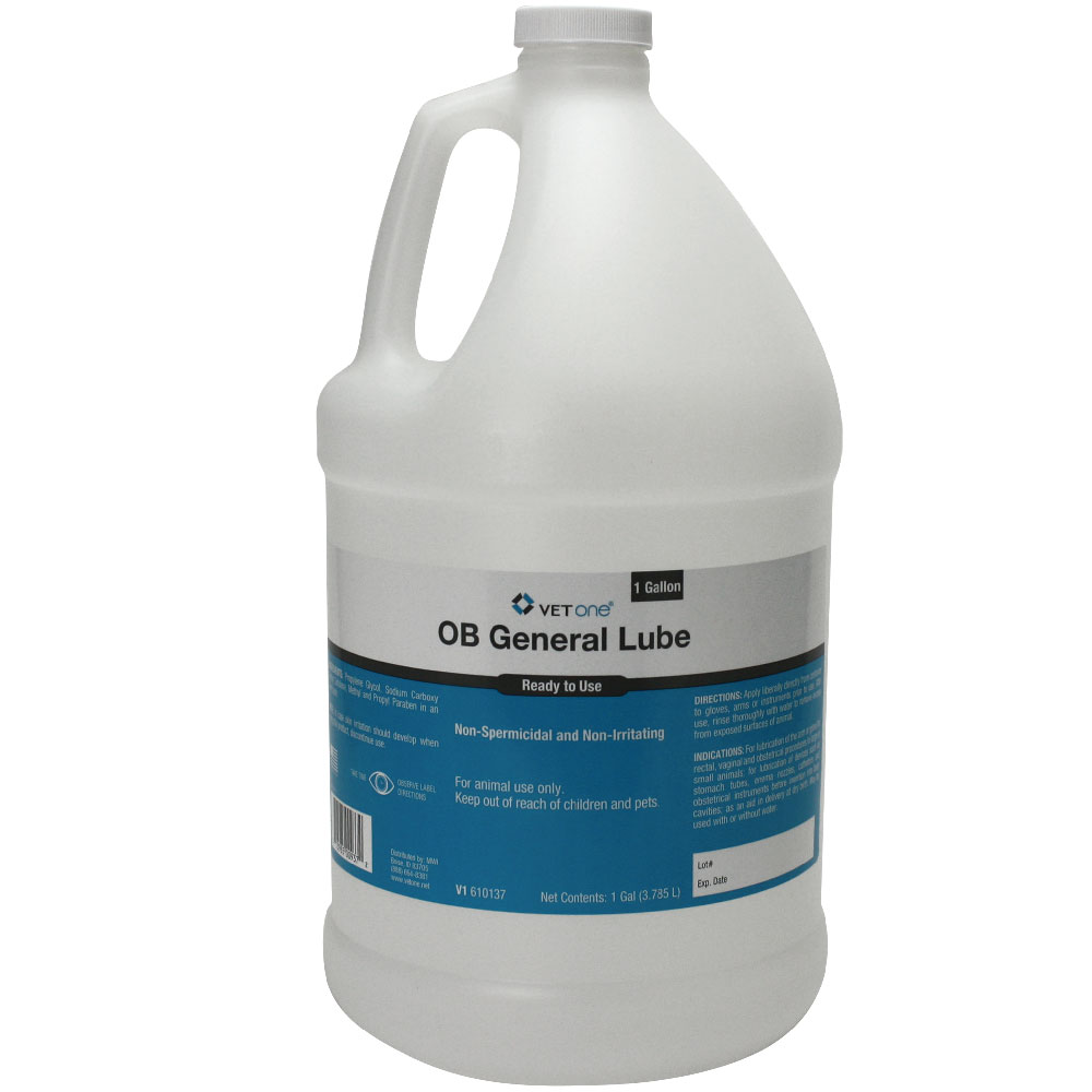 VetOne OB General Lube, Ready to Use, 1 Gallon im test