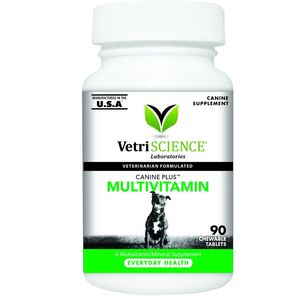 VetriScience Canine Plus MultiVitamins (90 Chewable Tablets) im test