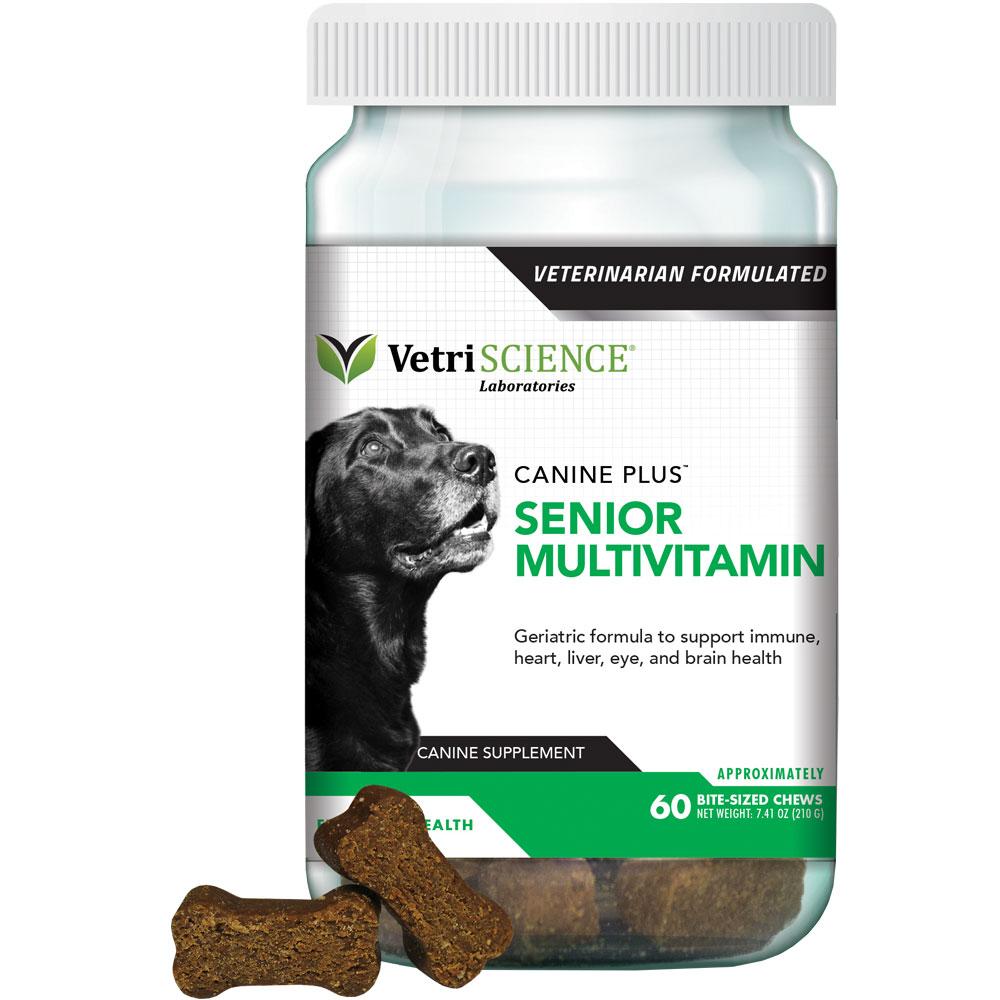 VetriScience Canine Plus Multivitamins (60 Bite-Sized Chews) im test
