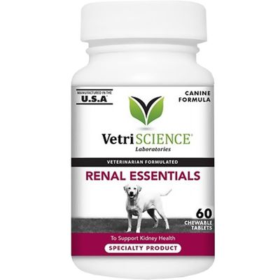 VETRI-SCIENCE-RENAL-ESSENTIALS-CANINE-60-TABLETS
