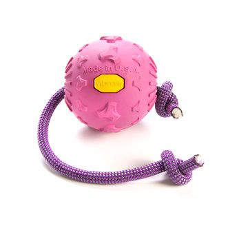 """Vibram Balls with Rope - 3"""" Assorted"""