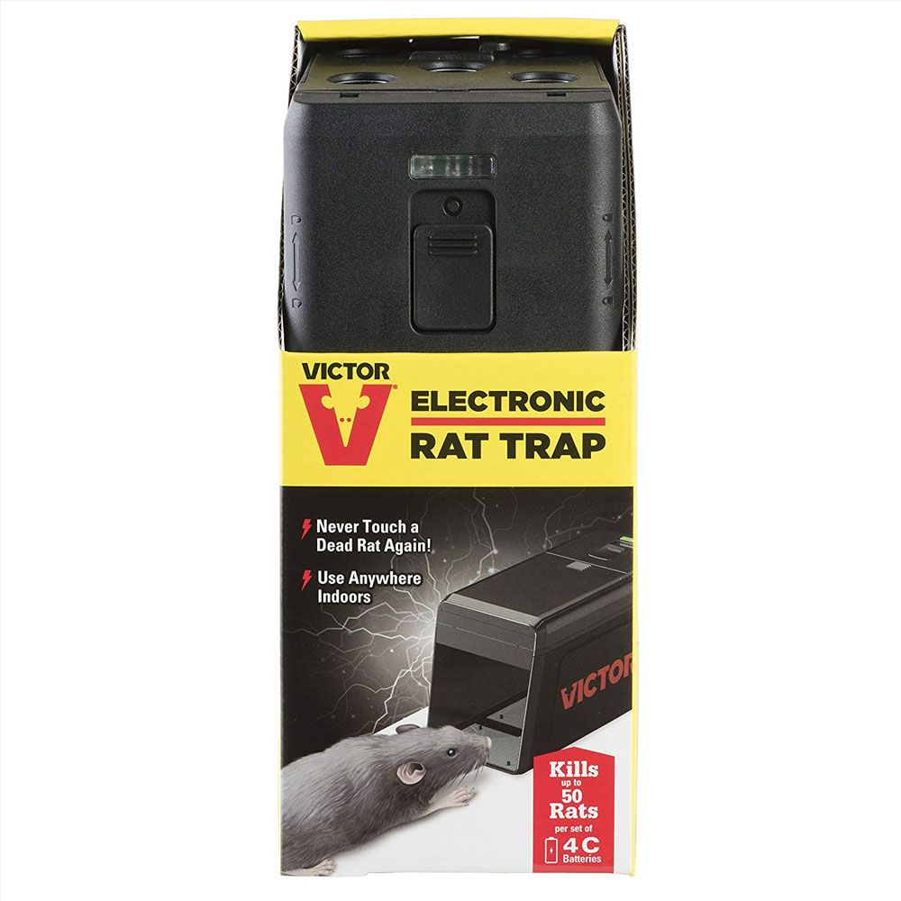 VICTOR-ELECTRONIC-RAT-TRAP