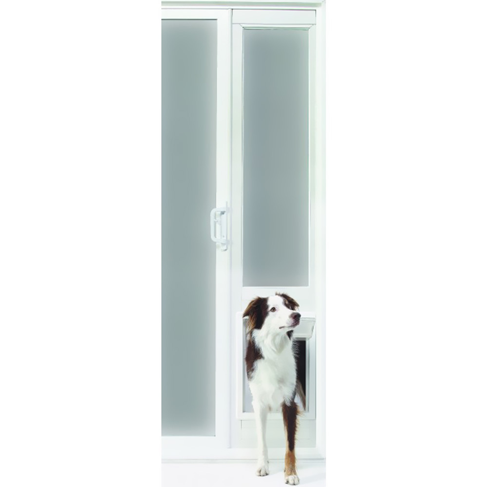 Vip Vinyl Insulated Pet Patio Door 78 Quot Extra Large